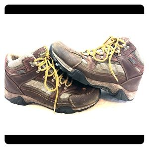 Other - Coleman Hiking Trail Boots Size 11 with Insole